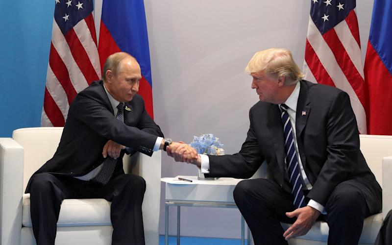 Putin and Trump will Meet Tomorrow