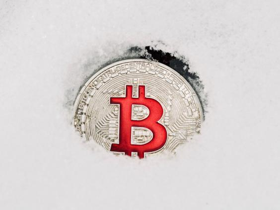 Millions of dollars worth of cryptocurrency appear to be locked in a cold storage wallet with no way of accessing them (Getty Images)