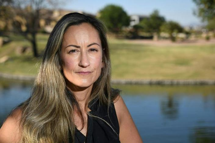 """Gina Woodall, professor of political science at Arizona State University (ASU), says the average Arizona voter is """"tired of the President's behavior"""""""
