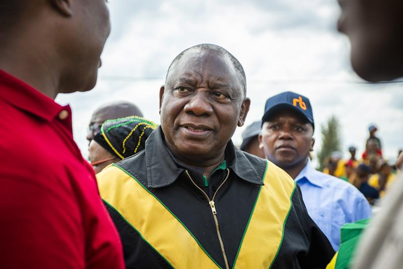 Ramaphosa's Economic Revamp at Stake as South Africa Votes