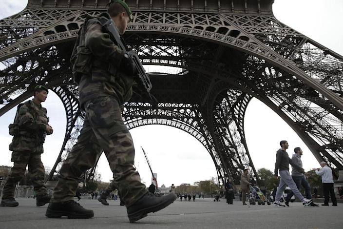 France imposed a state of emergency after the November's jihadist attacks in Paris (AFP Photo/Kenzo Tribouillard)