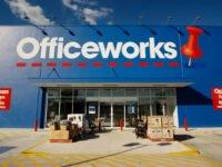 Sales are up at Officeworks and Bunnings, as more Aussies shop online through the coronavirus pandemic