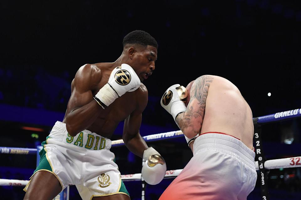 Sadiq is 10-1 looking for the biggest win of his career to date. (Getty Images)