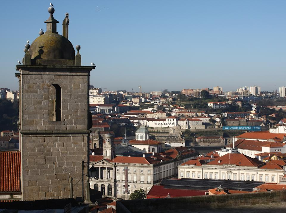 Porto farewell: the destination for the final flight from the UK to Portugal for a while (Simon Calder)