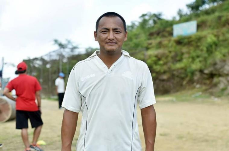 K. Vanlalruata, Cricket Association of Mizoram,