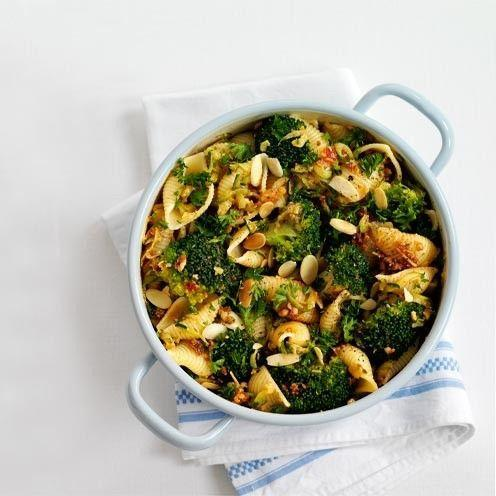 """<p>This tasty pasta dish is bursting with healthy green veg including broccoli and courgettes.</p><p><strong>Recipe: <a href=""""https://www.goodhousekeeping.com/uk/food/recipes/brocolli-courgette-shells"""" rel=""""nofollow noopener"""" target=""""_blank"""" data-ylk=""""slk:Broccoli and courgette shells"""" class=""""link rapid-noclick-resp"""">Broccoli and courgette shells</a></strong></p>"""