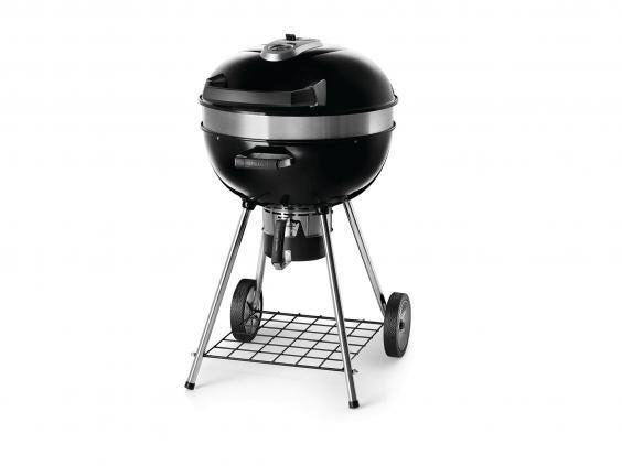 This charcoal grill is BBQ expert Genevieve Taylor's favourite (Beds BBQ)