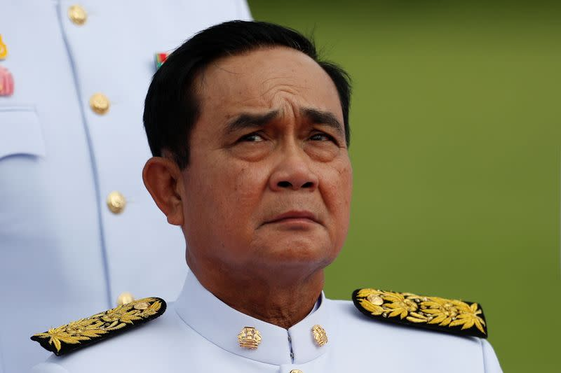 Thai PM pledges to maintain peace during planned anti-government protest