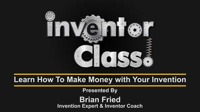The multi-step course is broken down into video segments totaling around 3 hours. Future inventors and changemakers can access a list of educational resources and tools valued above $10K. A veteran inventor with two decades of experience to the table, Fried walks you through each step of the process from inception to manufacturing and beyond.