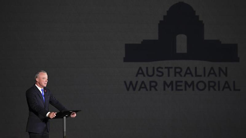 It has been announced Australian War Memorial director Brendan Nelson will step down from the role
