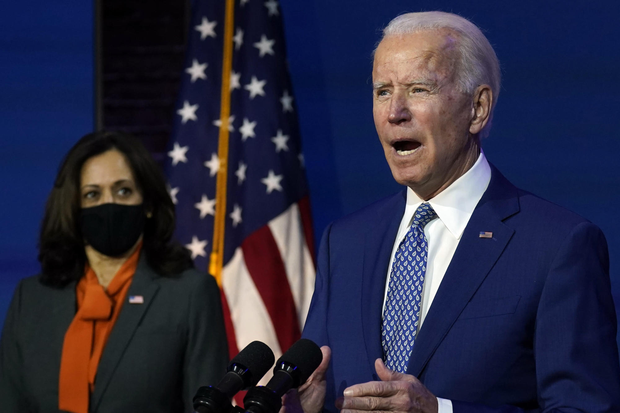 Biden defends health care law as high court mulls its fate