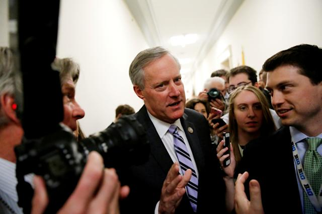 Mark Meadows, Freedom Caucus chair