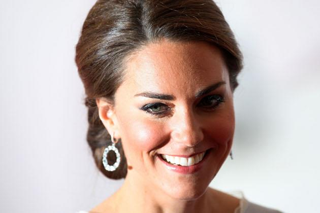 Vanity Fair hat Kate Middleton auf Platz 1 der International Best Dressed List gewählt (Bild: Getty Images)