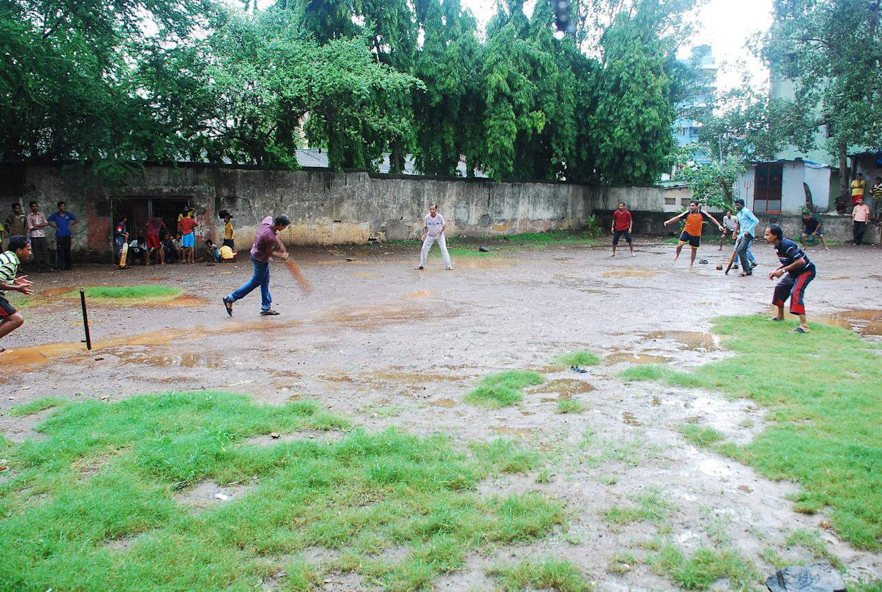 My ground, my rules. By Dhiraj Wagh