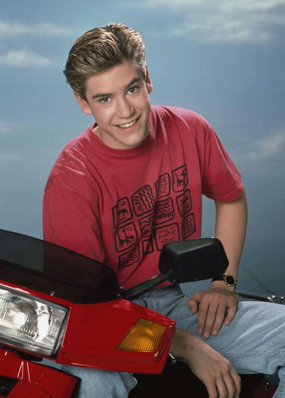 <p>You didn't watch <em>Saved by the Bell</em> for its corny one-liners. You were there for Zack Morris and Zack Morris only. </p>
