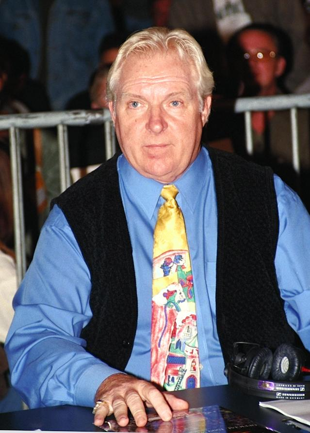 "<p>Bobby ""The Brain"" Heenan (1944-2017): Legendary professional wrestling manager. </p>"