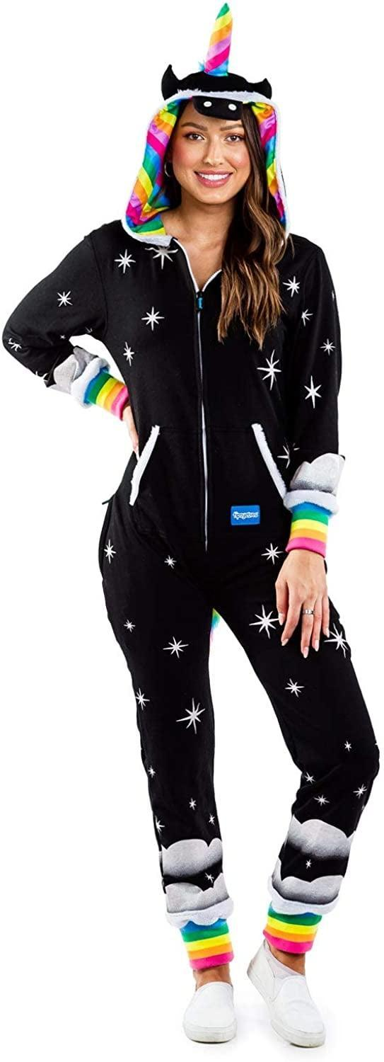 <p>You'll never want to take off this <span>Tipsy Elves Night Mare Costume</span> ($65).</p>