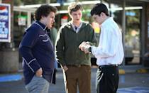 <p>In 2007 Jonah scored his breakthrough with the super awkward 'Superbad'. The actor had visibly dropped a few pounds for the film, but it's this appearance that would come to set the public benchmark for the then 23-year-old actor's weight.<br></p>
