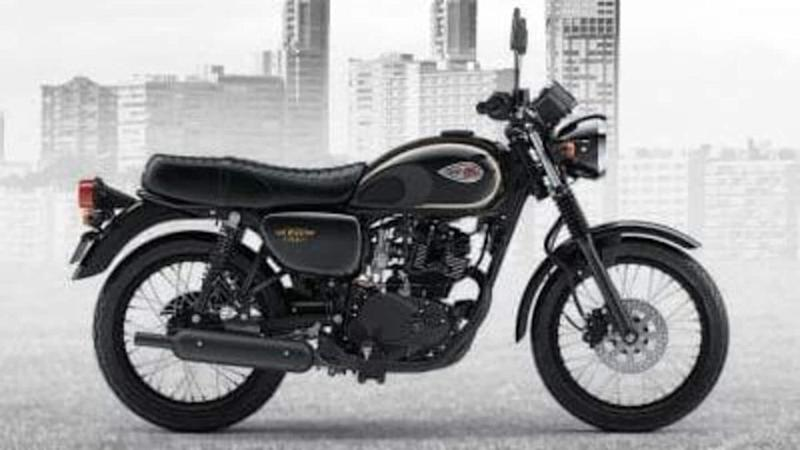 Kawasaki W175 motorcycle to be launched in India in 2021