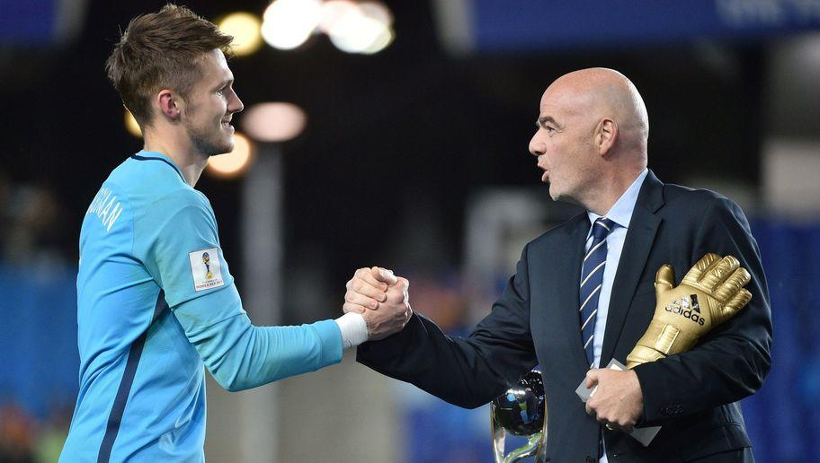 <p>The England U20 World Cup winner coincidentally began his career in the Crystal Palace academy, before leaving to join the set up at Newcastle. His Palace links extend further, as his father Andy Woodman was the goalkeeping coach at Selhurst Park under Alan Pardew, so the promising young keeper is certainly acclimatised to South London surroundings already.</p> <br /><p>In addition to this, Woodman won the coveted Golden Glove award as he helped win the U20 World Cup this summer, and would certainly be a promising prospect for the future.</p>