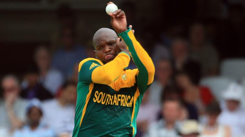Former South Africa seamer Tsotsobe charged with match fixing