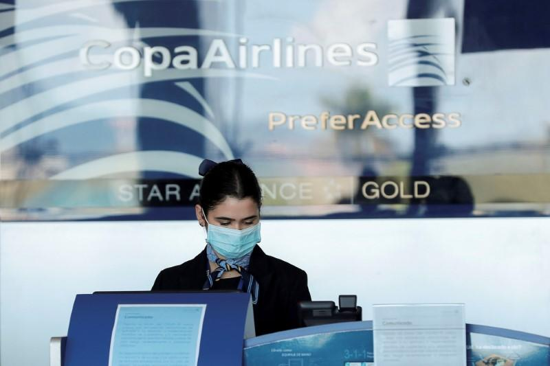 Panama's Copa Airlines cancels all flights as coronavirus crisis spreads