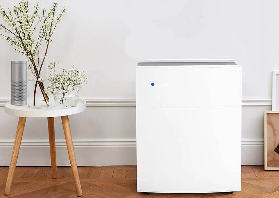 Save 50 percent on Blueair Classic 480i Air Purifier. (Photo: Amazon)