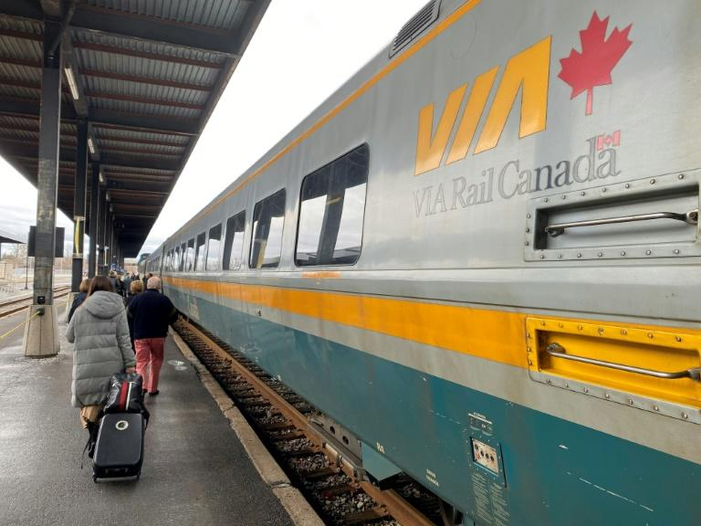 """""""Lighting a fire under a moving train,"""" Canada Transport Minister Marc Garneau said, is especially dangerous if trains are transporting flammable materials. """"It could have ignited."""""""