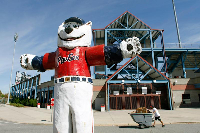 The Red Sox are leaving Pawtucket, R.I., putting the future of McCoy Stadium up in the air.