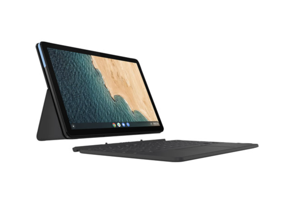 2 in 1 computer and tablet with separate keyboard