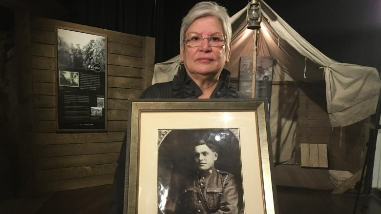 Métis sniper made his mark for Canada at Vimy Ridge