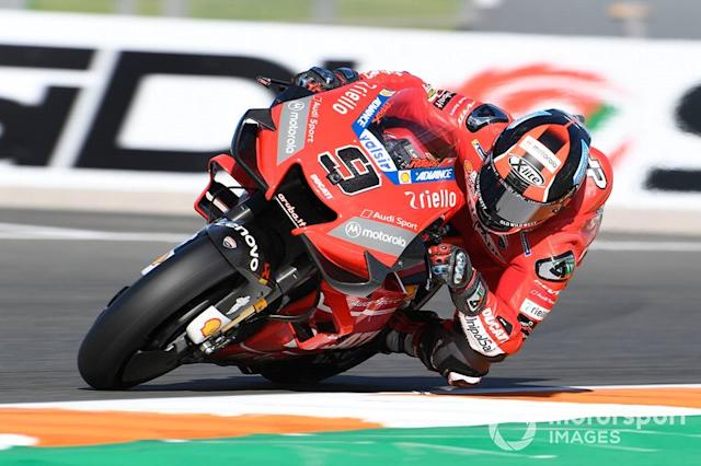 "Danilo Petrucci: Andrea Dovizioso <span class=""copyright"">Gold and Goose / Motorsport Images</span>"