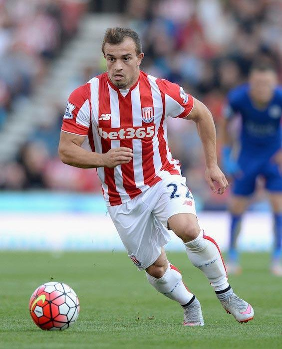 Will Shaqiri be thrown straight into the mix?
