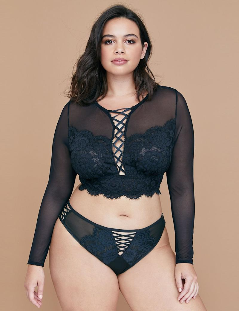 Sexy plus-size lingerie for Valentine s Day — under  100 74977b225