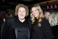 """Fortune Feimster and Jacquelyn Smith tied the knot on Friday, October 23, in Malibu, <a href=""""https://people.com/tv/fortune-feimster-weds-jacquelyn-smith/"""" rel=""""nofollow noopener"""" target=""""_blank"""" data-ylk=""""slk:People reports"""" class=""""link rapid-noclick-resp""""><em>People</em> reports</a>. They announced their engagement in January 2018 and dated for two and a half years before that. """"I was excited. We've been together for five and a half years. If you don't know who you're marrying after five and a half years, then you're in trouble. So I knew it felt good, it felt right,"""" Feimster told <em>People.</em>"""
