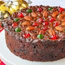 "<p>There's nothing like a traditional fruitcake recipe. One bite of this cake and you'll instantly be transported back to your childhood.</p><p><strong>Get the recipe at <a href=""https://www.rockrecipes.com/old-english-fruitcake/"" rel=""nofollow noopener"" target=""_blank"" data-ylk=""slk:Rock Recipes"" class=""link rapid-noclick-resp"">Rock Recipes</a>.</strong></p><p><strong><a class=""link rapid-noclick-resp"" href=""https://go.redirectingat.com?id=74968X1596630&url=https%3A%2F%2Fwww.walmart.com%2Fip%2FTramontina-PrimaWare-3-Quart-Non-Stick-Steel-Gray-Covered-Sauce-Pan%2F52638787&sref=https%3A%2F%2Fwww.countryliving.com%2Ffood-drinks%2Fg3610%2Fchristmas-fruitcake-recipes%2F"" rel=""nofollow noopener"" target=""_blank"" data-ylk=""slk:SHOP SAUCEPANS"">SHOP SAUCEPANS</a><br></strong></p>"