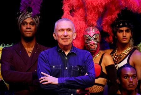 Gaultier brings catwalk to the London stage in 'Fashion Freak Show'