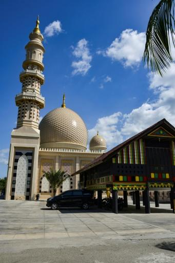 Nearly 90 percent of Indonesia's 260 million people are Muslim