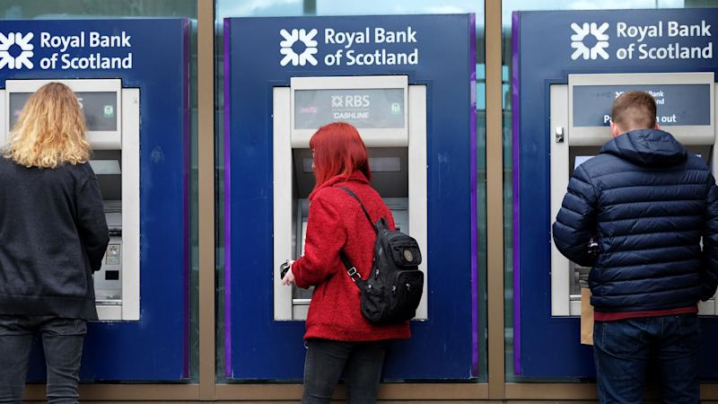 Bank and ATM closures could leave Scots struggling to access cash