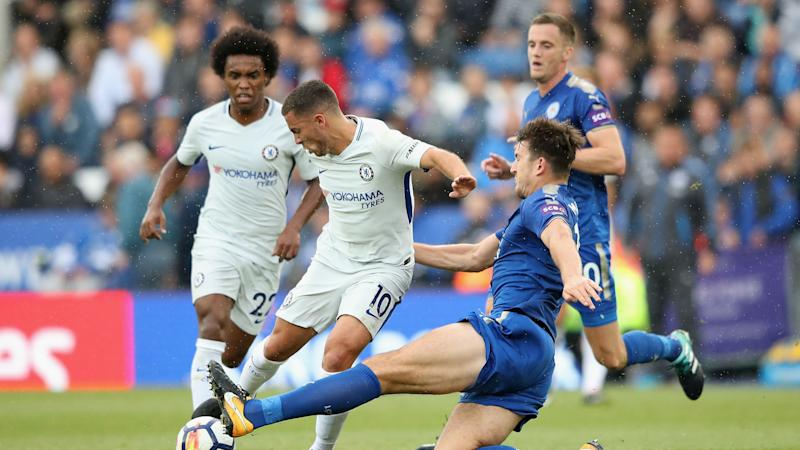 Hazard cranks up Chelsea pressure in 'really important' Champions League season