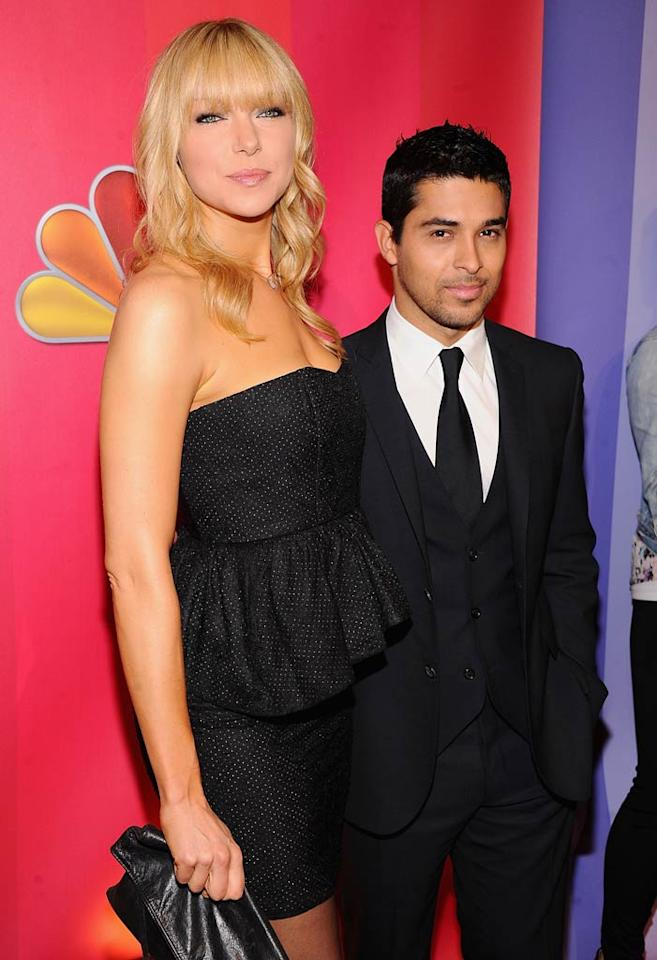 """""""That '70s Show"""" alums Laura Prepon and Wilmer Valderrama are back together again ... on NBC, but sadly for """"'70s"""" fans, not on the same show. Laura will star in """"Are You There Vodka? It's Me, Chelsea,"""" based on the book by Chelsea Handler. Meanwhile, Wilmer's been cast in the new drama """"Awake."""" Jamie McCarthy/WireImage.com - May 16, 2011"""