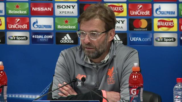 Jurgen Klopp on Liverpool's champions league progress to the quarter finals after a goalless draw at Anfield with Porto saw them qualify 5-0 over both legs