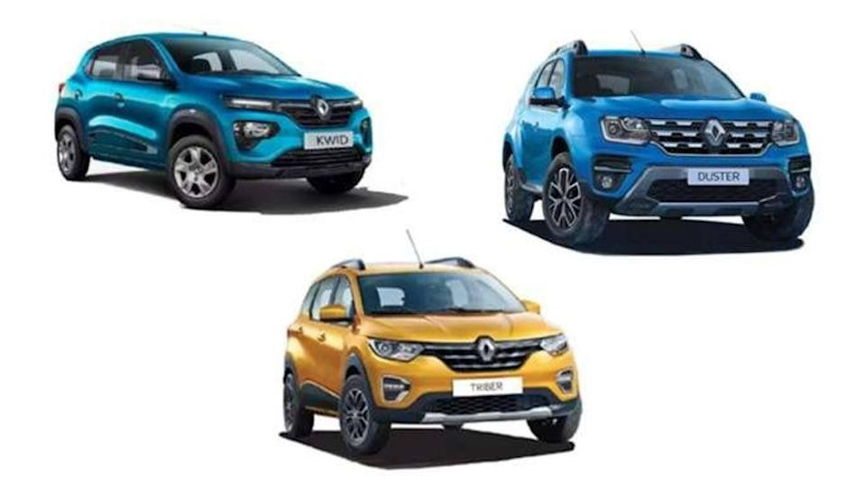 Renault introduces attractive discounts on these cars for March 2021