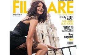 Anushka Sharma steals hearts in black slit dress on latest magazine cover