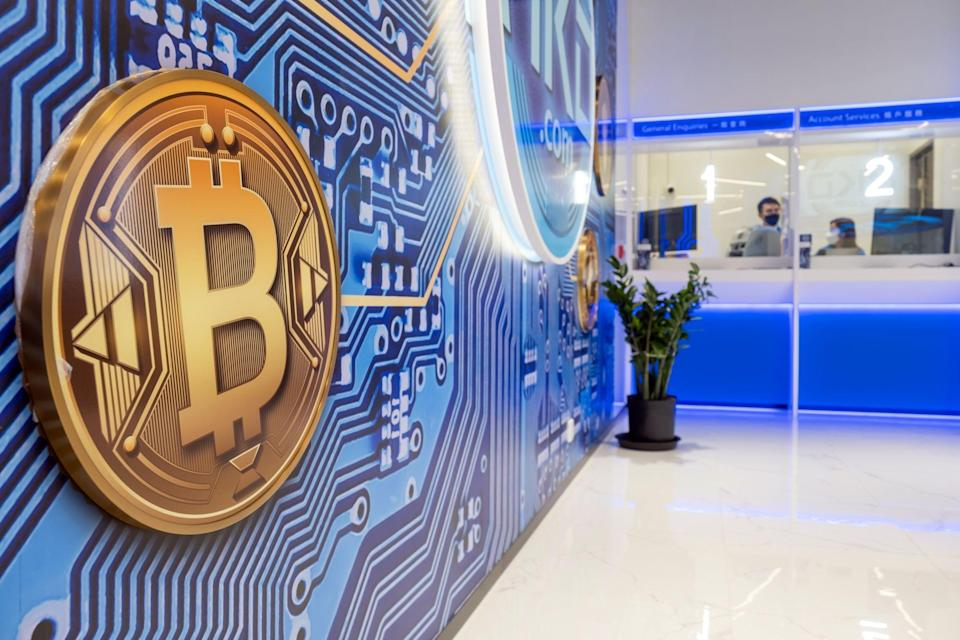 Bitcoin Topping ,000 Stirs Forecast of Run Toward Record High