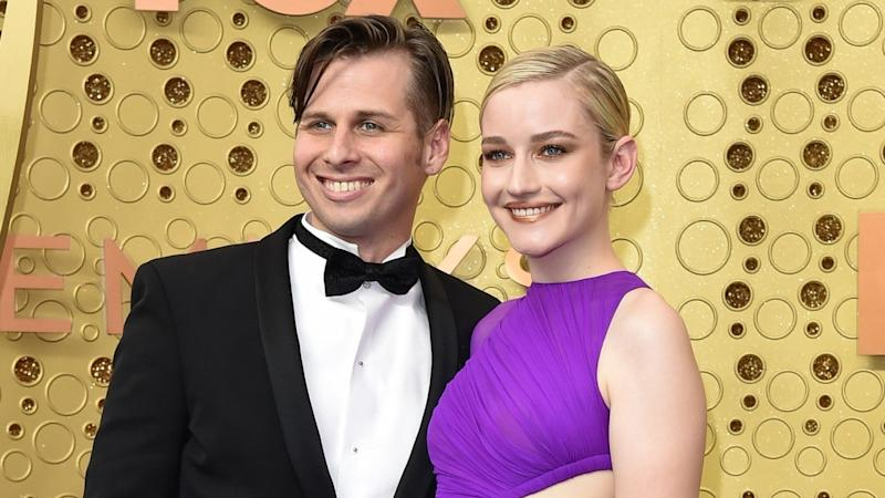 Julia Garner Marries Foster the People's Mark Foster -- See Her Dress!