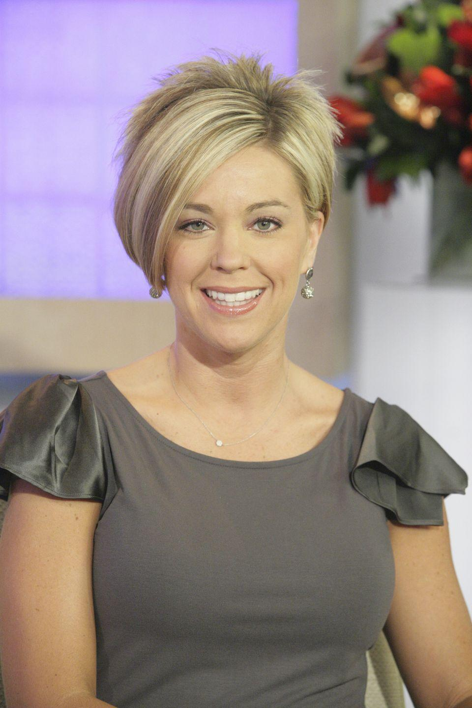 <p>Gosselin was introduced to the world as the stressed-out mother of sextuplets on TLC's <em>Jon and Kate Plus Eight</em>. The original docuseries ran from 2007-2009 and blasted the normal family into worldwide recognition. </p>
