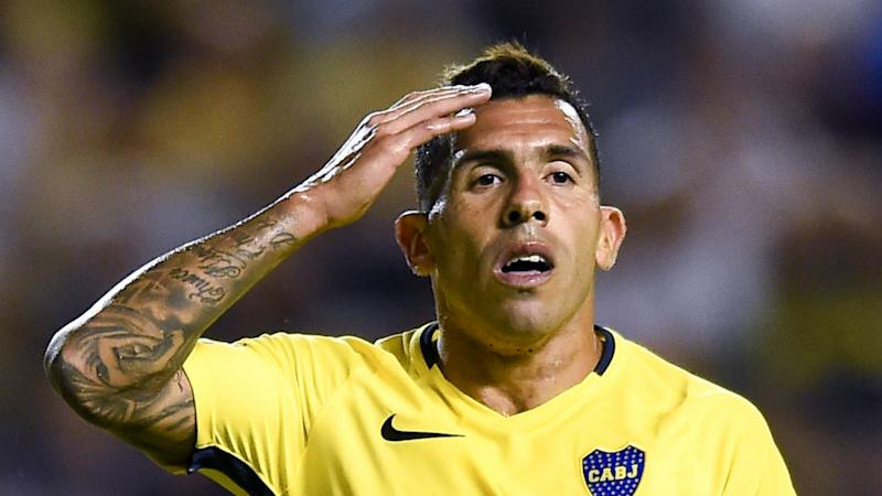 I would not be so stupid - Tevez denies injuring ankle in prison kickabout