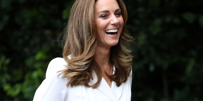 Kate Middleton's children were upset when she met this celebrity