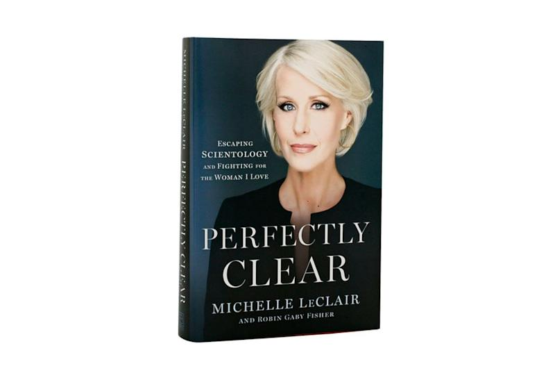 The book cover for <em>Perfectly Clear</em>
